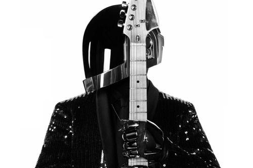 Hedi Slimane x Saint Laurent: Daft Punk