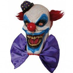#Máscara #Chompo #The #Clown. Máscara de payaso para tus fiestas de #halloween y #pasajes de terror.