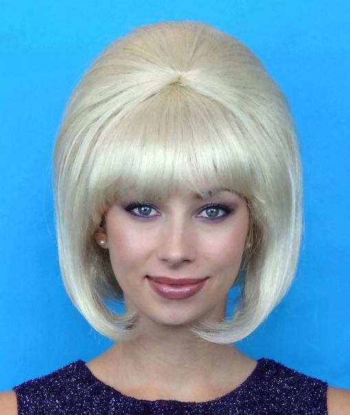 31 Best 1960's And 1970's Wigs Images On Pinterest
