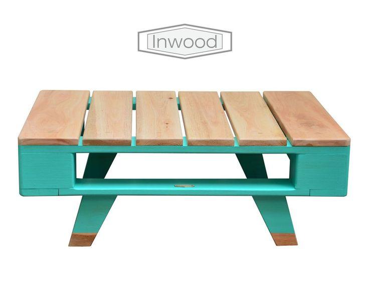 Mesa ratona Bicolor - Comprar en Inwood en #TiendaNube