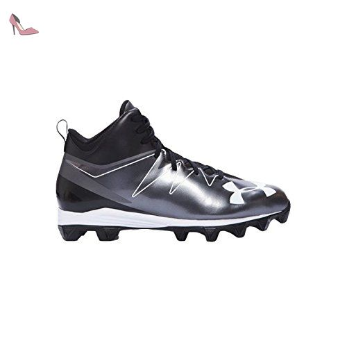 Under Armour - Crampons moulés Under Armour Hammer Mid RM noir Pointure -  44 - Chaussures