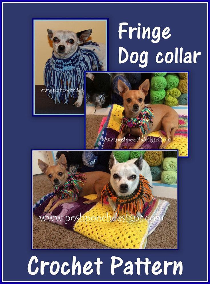 175 best Crochet Pattern For Dogs images on Pinterest | Design ...