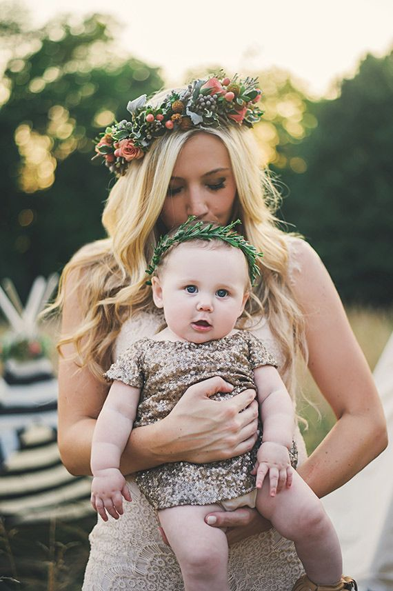 Fox family photos by Connection Photography | 100 Layer Cakelet