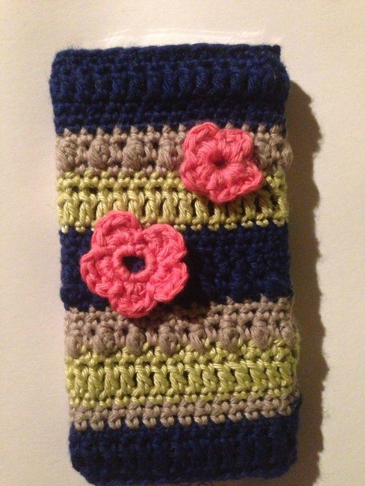 Crochet Mobile/Cover Marutte/Design