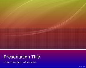 Color Scheme PowerPoint Template