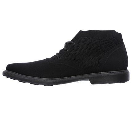 Mark Nason Skechers Men's Weldon Memory Foam Chukka Boots (Black) - 11.0 M