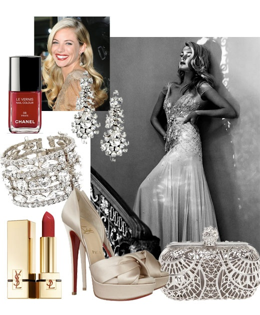 Hollywood Glamour Wedding Gowns: 17 Best Images About Old Hollywood Wedding Theme On