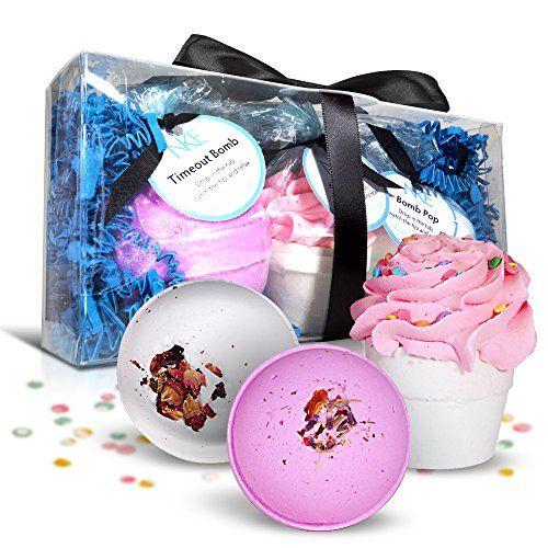 #Amazon #Beauty  #Bath #Bombs #Set #Fizzies #Essential #Oil #Soaps #Great #Gift  #GetIt @ http://bit.ly/29IzdBl http://bit.ly/29P8WEY