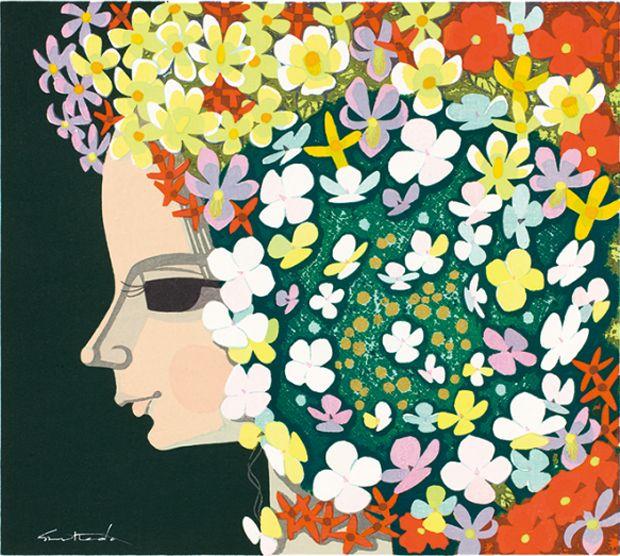可愛らしさと郷愁にみな心奪われる。秋田出身の版画家、池田修三没後10年作品展『いろどり』