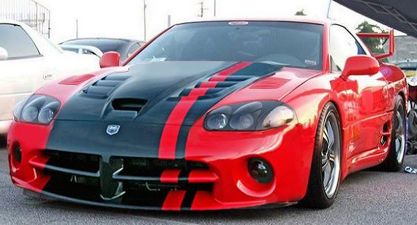 Dodge Stealth Viper bumper