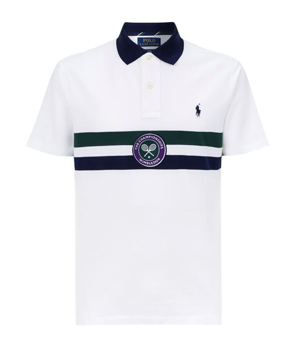 0395004a Polo Ralph Lauren Wimbledon Polo Shirt available to buy at Harrods ...