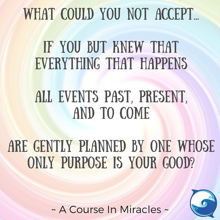 WOW... - A Course In Miracles quotation…