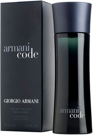 Armani Code by Giorgio Armani is a Oriental Spicy fragrance for men. Armani Code was launched in 2004. Armani Code was created by Antoine Lie, Antoine Maisondieu and Clement Gavarry. Top notes are bergamot and lemon; middle notes are star anise, olive blossom and guaiac wood; base notes are leather, tobacco and tonka bean. This perfume is the winner of award FiFi Award Fragrance Of The Year Men`s Luxe 2006.