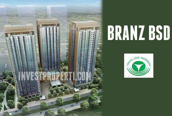 Branz BSD Condominium Tokyu Land.