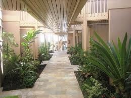 For small tropical city hotels.