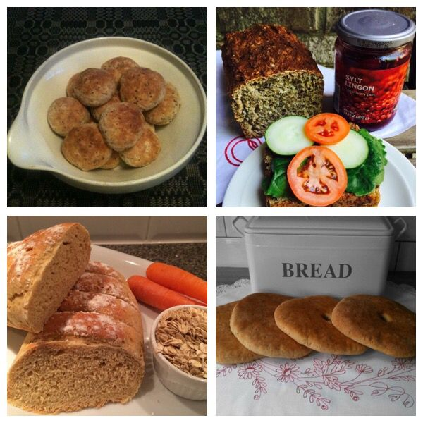 Is there any better smell than fresh baked bread and on top of that it's home made and healthy? That's true peacefulness for the body and mind.  Flaxseed Rolls Lingonberry Bread Golden Carrot & Oat Bread  Light Rye Flour Bread  #Bread #Healthy #Nutritious #Baking #Carrot #Oats #Rye #Flour #Body #Mind #Peacefulness #Recipe #Bröd #Smörgås #Hälsosamt #Hälsa #Näring #Bakning #Morot #Havregryn #Mjöl #Rågsikt #Recept #Kropp #Själ