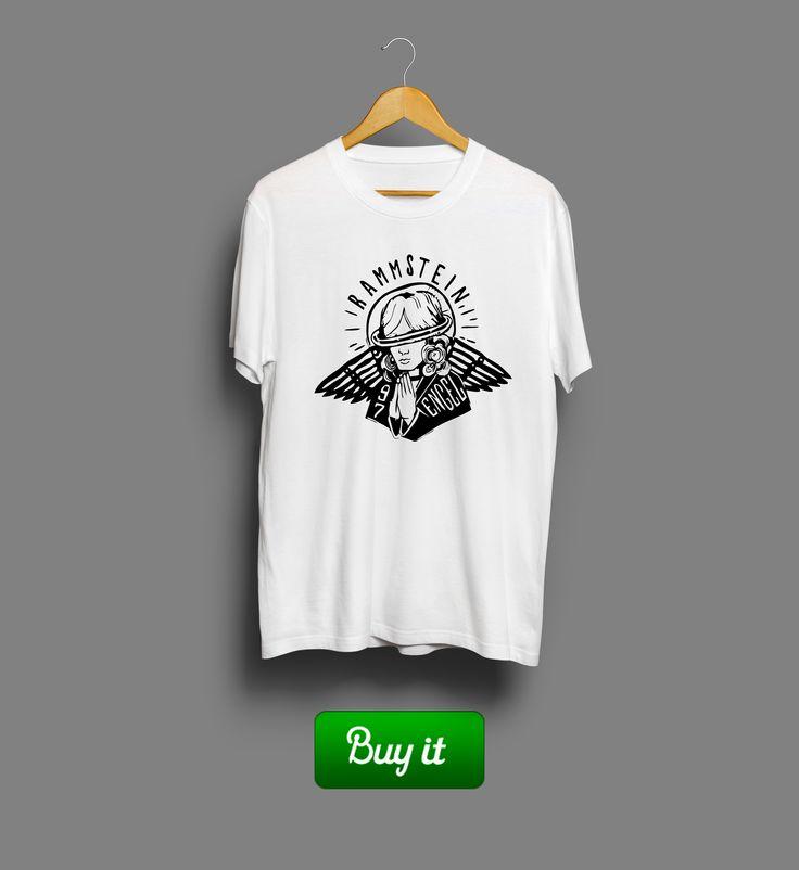 Rammstein angel | #Rammstein #Рамштайн #Тилль #Линдеманн #Till #Lindemann #Рихард #Круспе #Richard #Kruspe #Paul #Landers #Пауль #Ландерс #Oliver #Riedel #Оливер #Ридель #Кристоф #Шнайдер #Christoph #Schneider #Rosenrot #футболка #tshirt