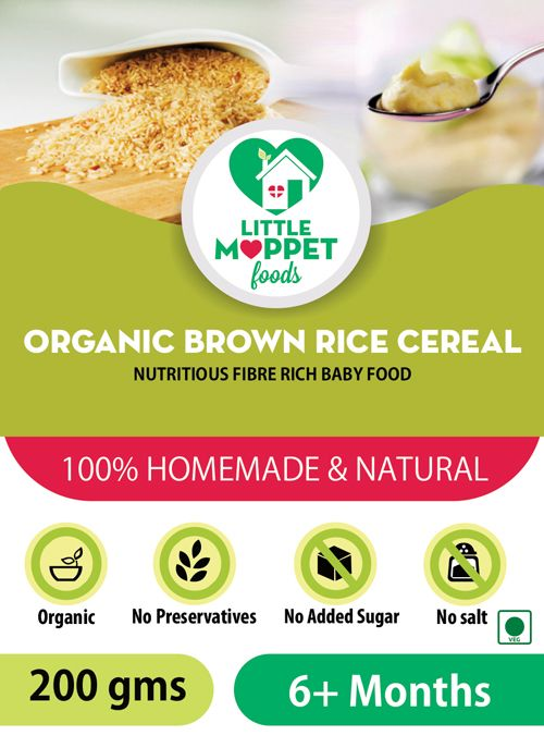 The 76 best little moppet foods images on pinterest little buy organic brown rice cereal for babies online ccuart Images