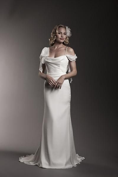 9 best Gowns that Give images on Pinterest | Short wedding gowns ...