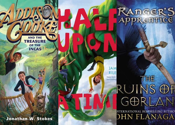 According to tween boys—both avid and reluctant readers—these books were so engaging they didn't want to put them down. See which titles they raved about.