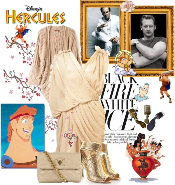 """Hercules: Hercules for a contest"" by mikstyle ❤ liked on Polyvore"