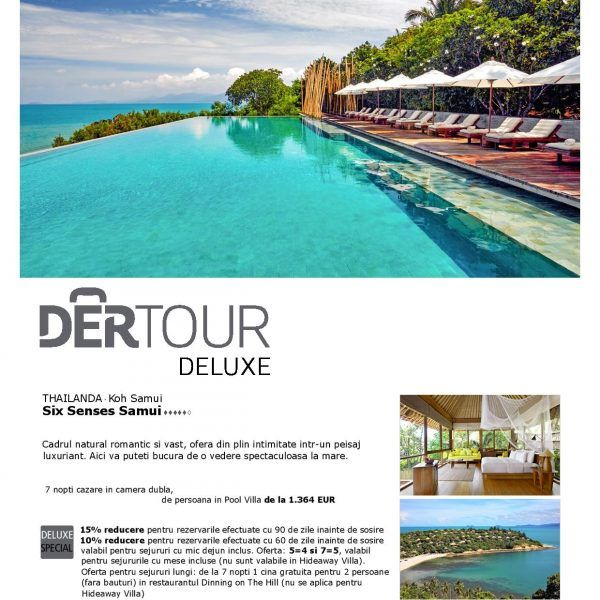 Six Senses Samui – Thailanda http://bit.ly/2y3WKfy #luxury #traveltoThailanda #exclusiveluxurytravel #beach #vacation