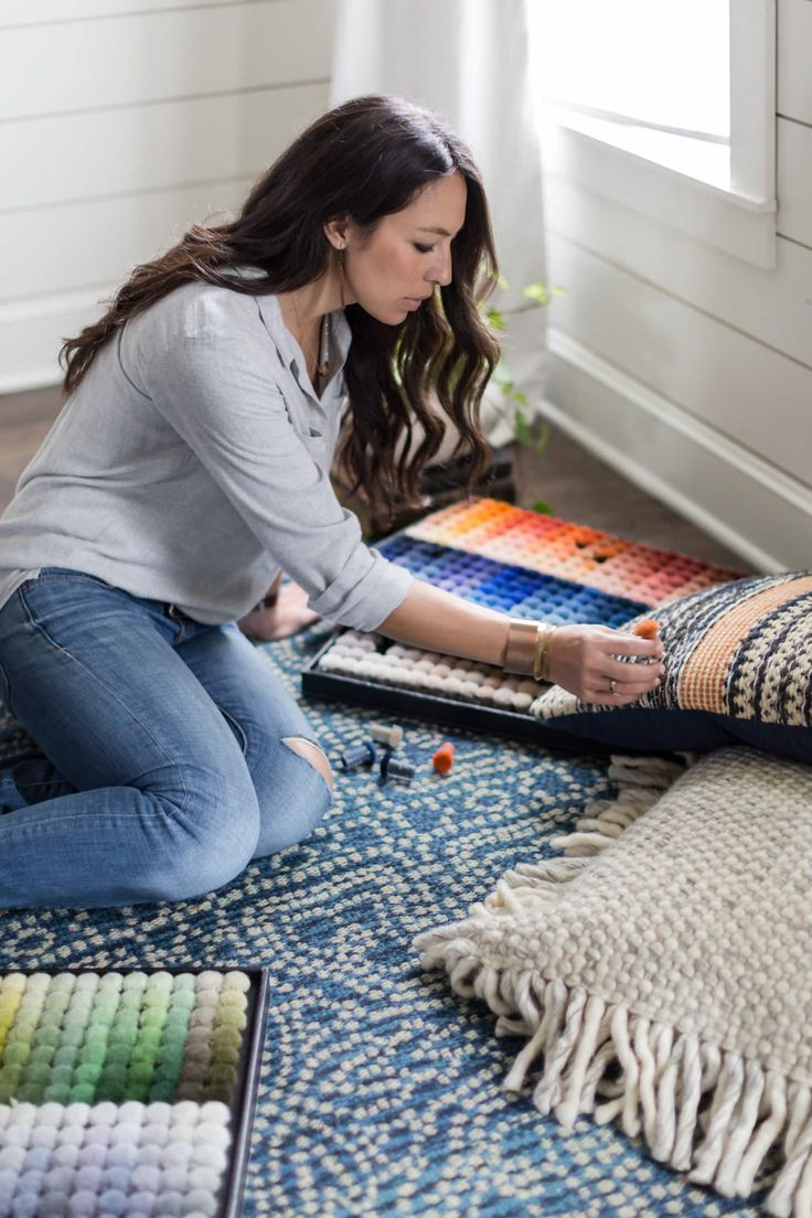 We Are So in Love with Joanna Gaines' New Rug Collection