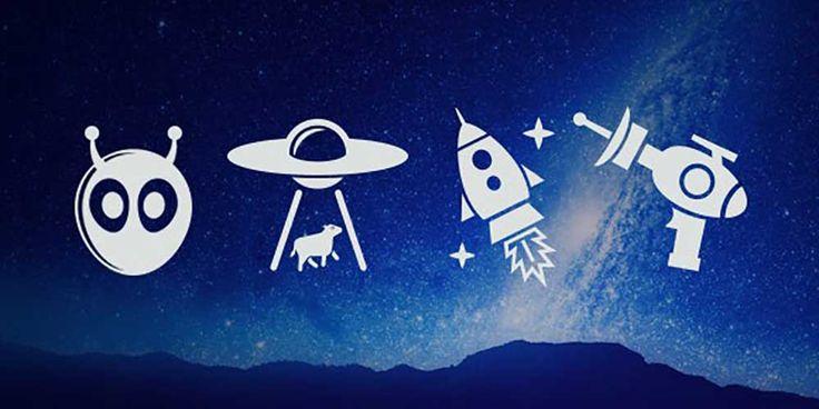 Иконки инопланетянин