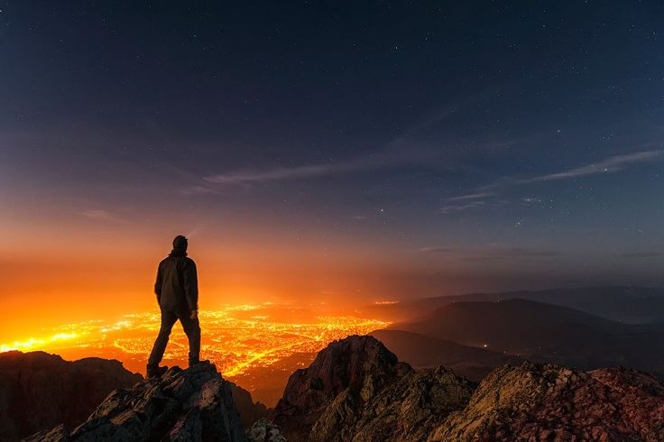 Photograph Above the Night by Evgeni Dinev on 500px