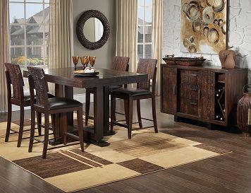 Dining Room Furniture-The Portland II Collection-Portland II Pub Table