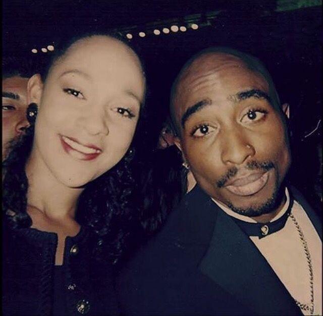 "adoringtupac: "" Tupac and fan, MGM Las Vegas , March 1996 """