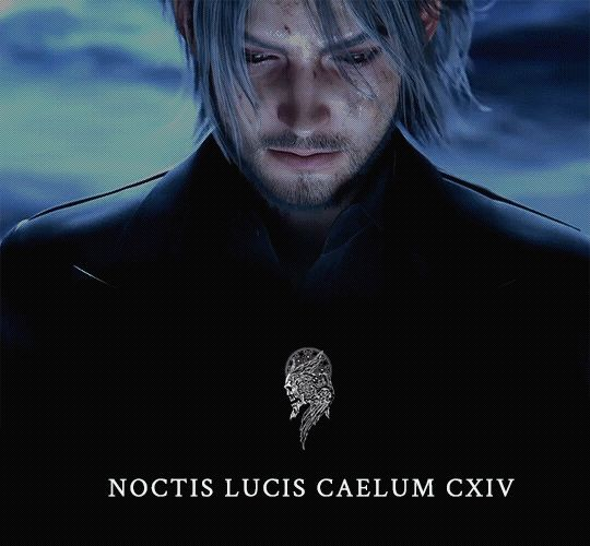 Bloody hell.*SURROUNDS NOCTIS IN PROTECTIVE FORMATION