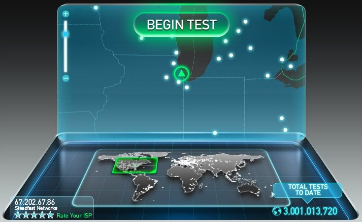 Check out my result from speedtest.net!