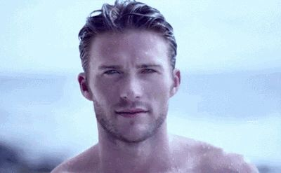 Pin for Later: These Sexy Scott Eastwood GIFs Will Make You Feel Wildly Inappropriate If You're Not at Home (and Alone) When He Swam in the Ocean and You Swam in Those Eyes