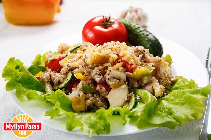«Пятничный салат»