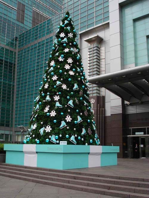 Tiffany And Co Christmas Ornaments Part - 25: 2009 Tiffany Christmas - Try One For The Home On A Smaller Scale