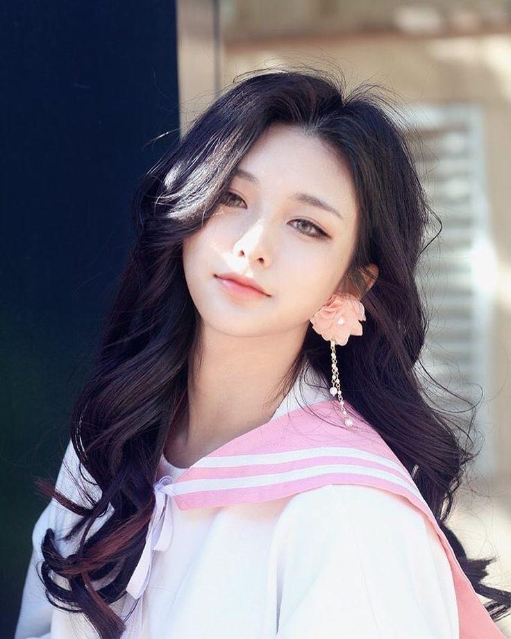 Cute korean communist girl — img 14