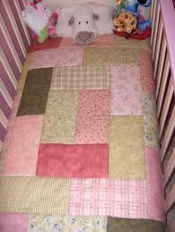 colchas de cuna patchwork