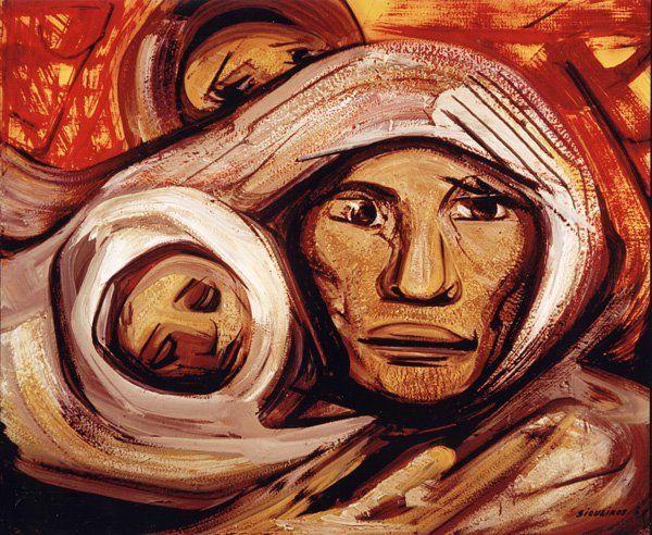 Obras De David Alfaro Siqueiros 8 Arte Arte Latinoamericano