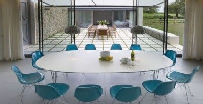 The House: Stunning Modernist House With Panoramic Views of the Saltmarshes,North Sea Coast | HomeAway£1585 Weekend  5 en suite bedrooms