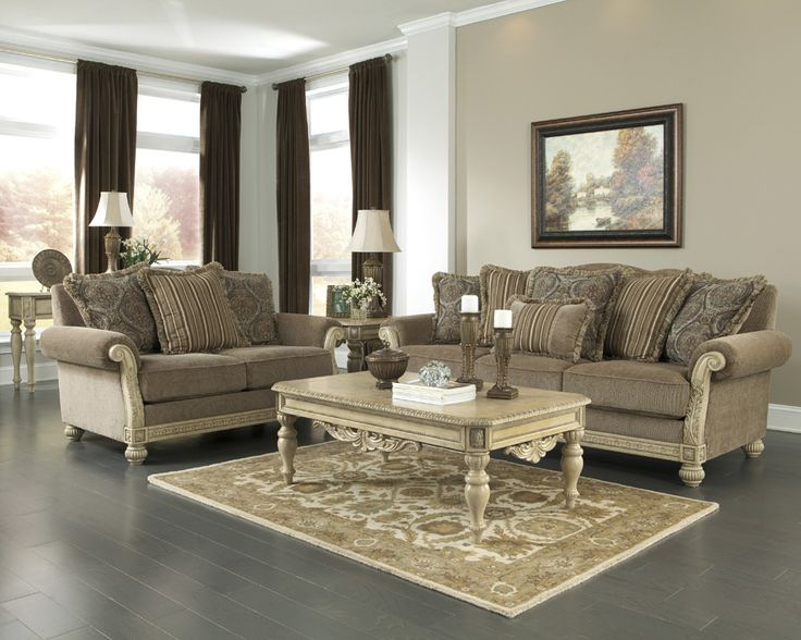 The U0027Parkington Bayu0027 Living Room Has Foam Encased Coil Cushions, Guaranteed  To Part 74