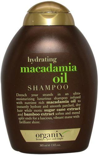 Organix - Hydrating Macadamia Oil Shampoo (13 oz.)