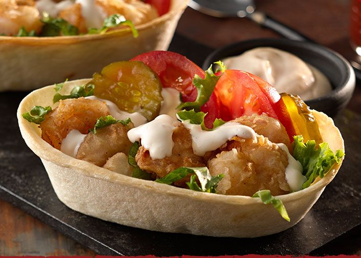 A classic Louisiana dish gets the #CincoDeMayo twist in this Old El Paso™ recipe.  Try Shrimp Po' Boy Taco Boats and top them off with Louisiana™ hot sauce! Follow the link for full details and more inspiration on #ReadyPlanSave