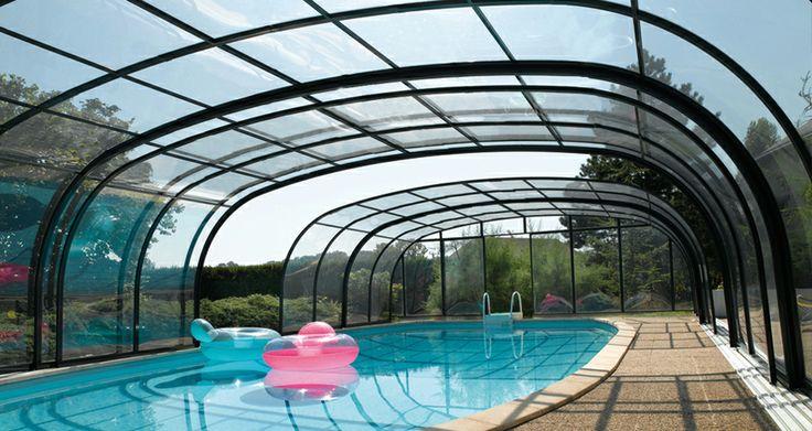 #abri de #piscine par #SESAME   http://sesamecover.com/gammes/abri-piscine/