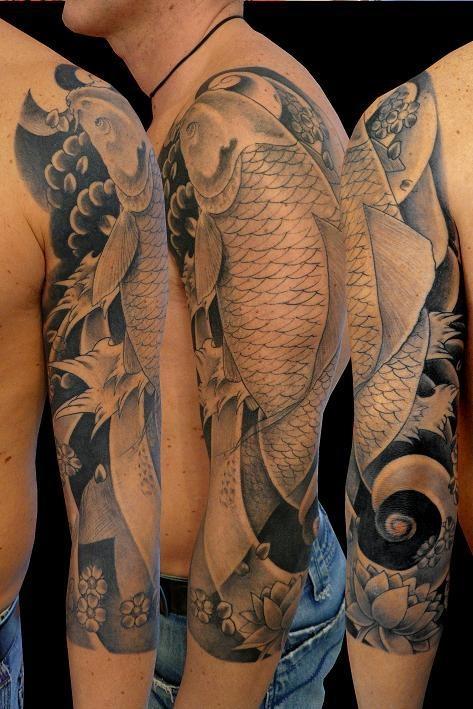 237 Best Sleeve Tattoos Images On Pinterest Arm Tattoos