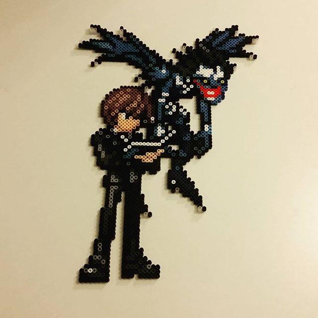 Death Note 8 Bit Ringtone: 2872 Best Images About Perler On Pinterest
