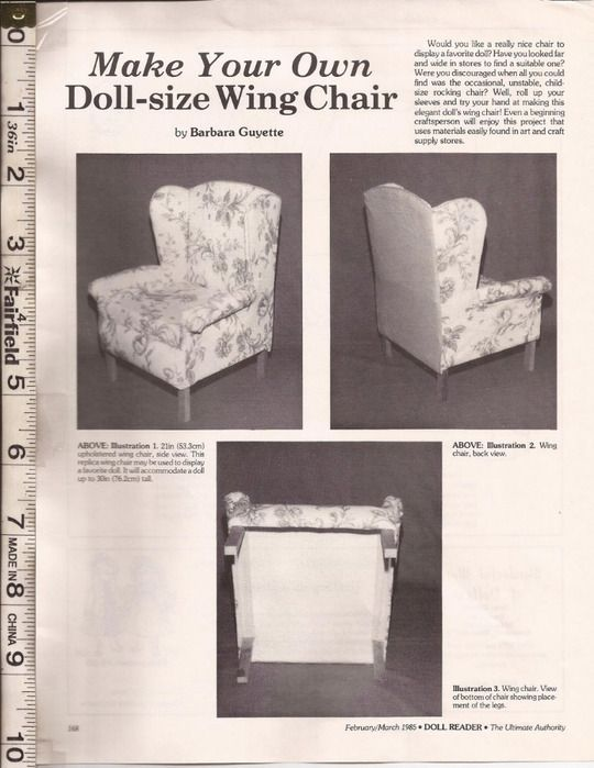 1000 images about miniature living room sofas chairs on pinterest armchairs dollhouses. Black Bedroom Furniture Sets. Home Design Ideas