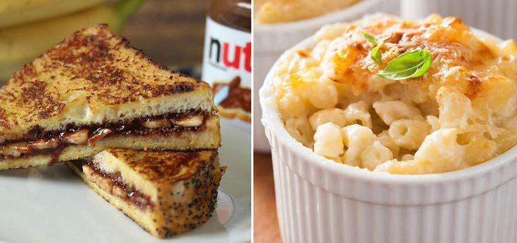 Unngå å kaste brød som ikke lenger er dagsferskt. Det gjør seg nemlig veldig godt i en saftog brødpudding, som arme riddere eller i en rykende varm løksuppe.