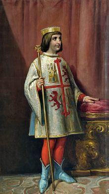 Enrique I de Castilla (Valladolid, 14 de abril de 1204–Palencia, 6 de junio de 1217).1 Rey de Castillan. 1 entre los años 1214 y 1217, en que falleció como consecuencia de un accidente en la ciudad de Palencia. Fue hijo de Alfonso VIII y de su esposa, la reina Leonor de Plantagenet. Le sucedió en el trono su hermana la reina Berenguela quien después renunció en su hijo, el futuro rey Fernando III de Castilla.
