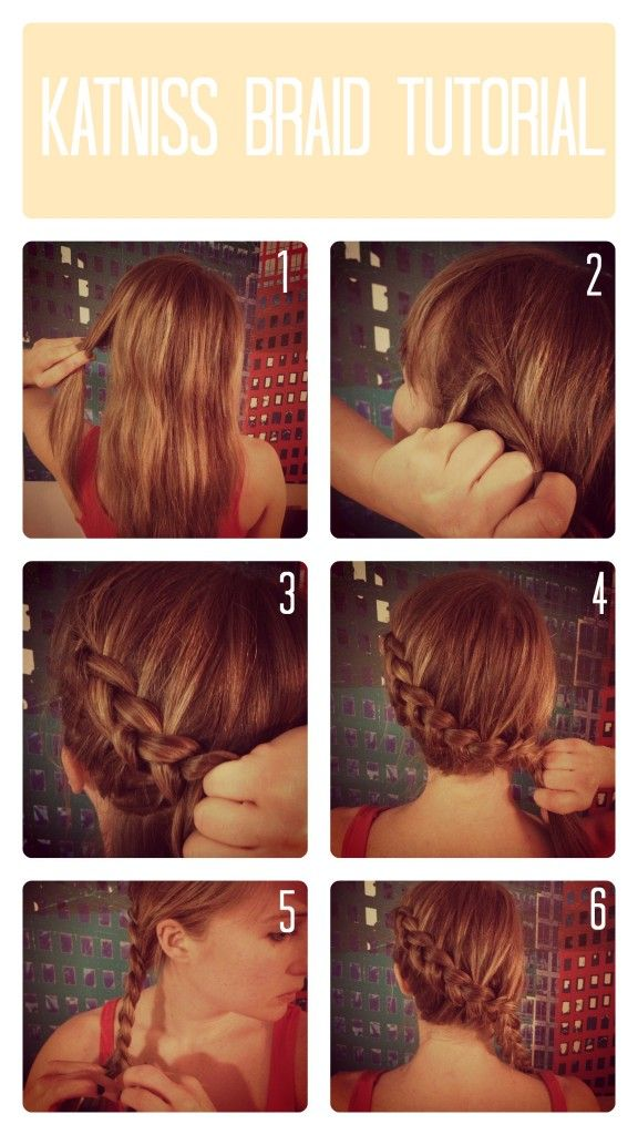 Don't pretend like this doesn't need to happen. Katniss braid tutorial - jadabeauty.com